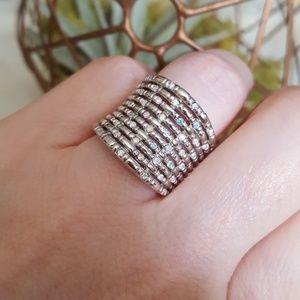 Premier Designs Pixie Ring NWOT